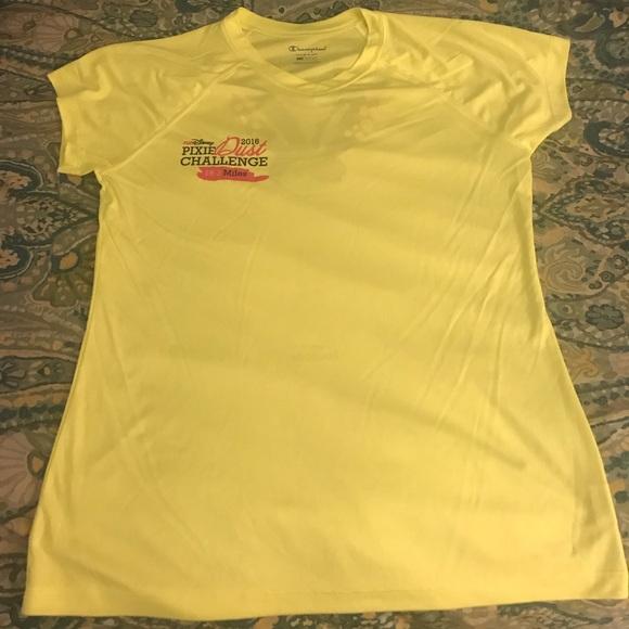 Champion Tops - NWT 2016 RunDisney Pixie Dust Challenge T-Shirt